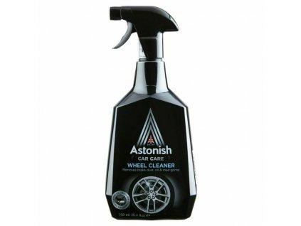 astonish car care wheel cleaner cistiaci prostriedok na kolesa 750 ml
