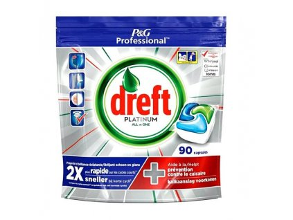 tabletky do umyvacky riadu dreft platinum all in 1one 90 ks