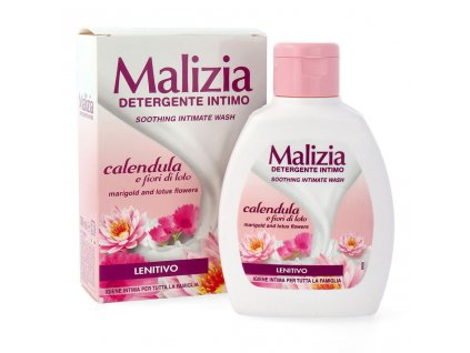 malizia camomilla calendula lenitivo intimne mydlo 200 ml