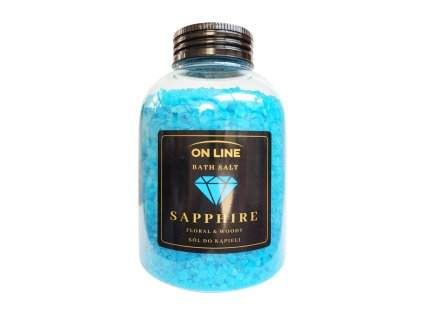 sapphire floral woody sol do kupela 600 g