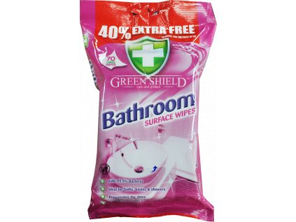 cistiace obrusky na kupelnu green shield bathroom 70 ks