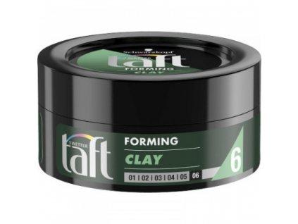 taft forming clay modelovacia hlina na vlasy 75 ml