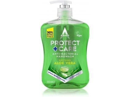 astonish aoe vera antibakterialne tekute mydlo na ruky 650 ml