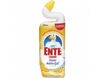 wc ente canard gel citrus 750 ml
