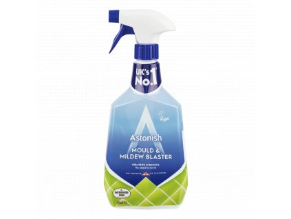 Astonish Mould Mildew Blaster 750 ml na plesne