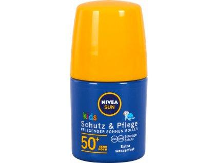 nivea sun kids roller sun protection spf 50