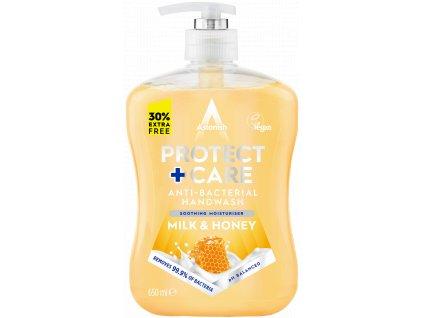 astonish milk honey antibakterialne tekute mydlo na ruky 650 ml