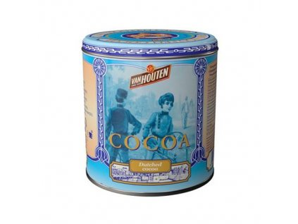 van houten cocoa kakao v plechovej doze 230 g