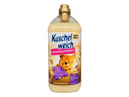 kuschelweisch glucksmoment color gel na pranie 1 925 l 35 prani