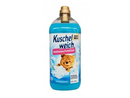 kuschelweisch sommerwind gel na pranie 1 925 l 35 prani