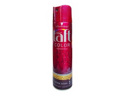 taft color extra stark 3 lak na vlasy 250 ml