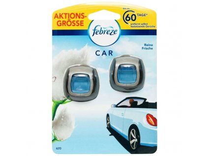 febreze car reine frische vona do auta 2 x 2 ml