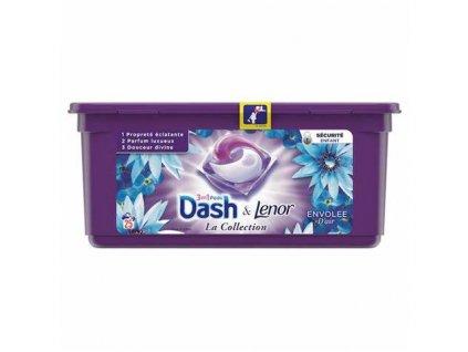 dash lenor la collection 3 v 1 envolle dair kapsule na pranie 25 ks