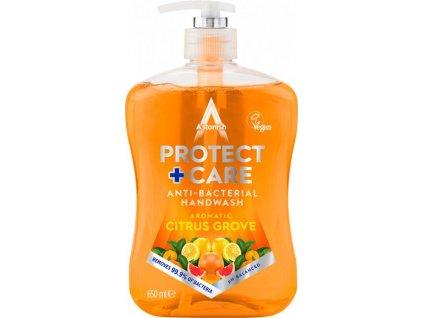 astonish citrus grove antibakterialne tekute mydlo na ruky 650 ml