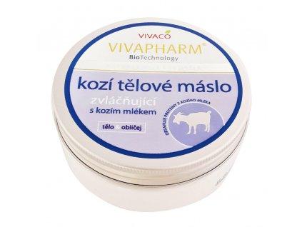 kozie zvlacnujuce telove maslo 200 ml