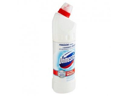 domestos thick bleach wc gel biely 750 ml