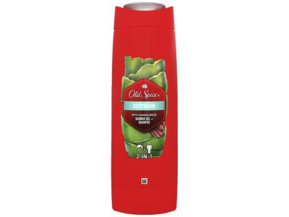 old spice citron 2 in 1 pansky sprchovy gel a sampon 250 ml