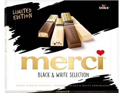 merci black white selection limited edition 240 g