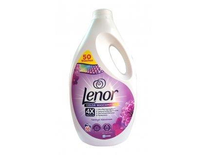 lenor color 2 v 1 ametyst blutentraum gel na pranie 2 75 l 50 prani