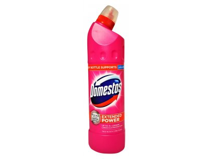 cistiaci prostriedok domestos extended pink power ruzovy 750 ml