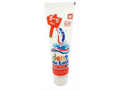 detska zubna pasta aquafresh dent 3 5 rokov 50 ml