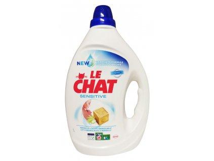 gel na pranie le chat sensitive s marselskym mydlom 1 782 l 27 prani 2