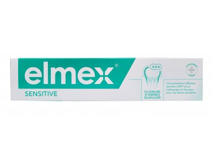 elmex sensitive s aminfluoridom zubna pasta 75 ml