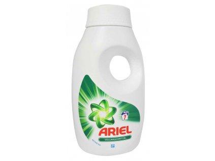 gel na pranie ariel vollwaschmittel na biele pradlo 455 ml 7 prani