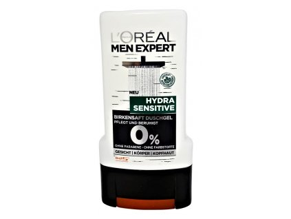 l oreal pansky sprchovy gel men expert hydra sensitive 300 ml