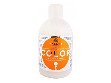 kallos color sampon na vlasy 1000 ml