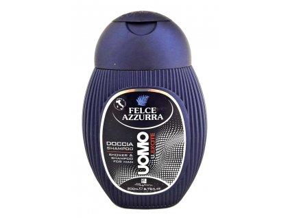 Pánsky sprchový gél Felce Azzurra U. Excite - 200 ml
