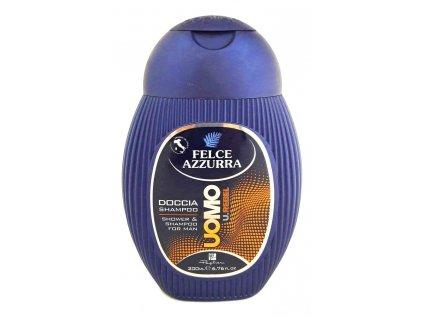 pansky sprchovy gel felce azzurra u rebel 200 ml