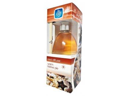 osviezovac vzduchu pan aroma reed difuzer warm festive pie 50 ml