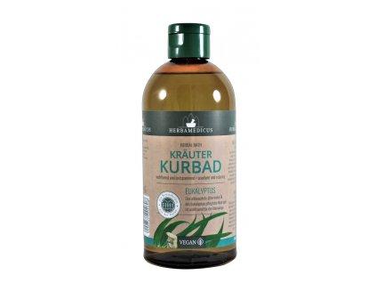 bylinny olej do kupela kurbad eukalyptus 1 500 ml
