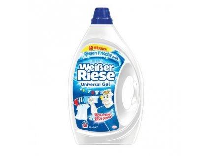 gel na pranie weisser riese na biele pradlo 3 65 l 50 prani