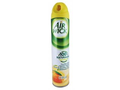 osviezovac vzduchu air wick citrus 100 natura 240 ml
