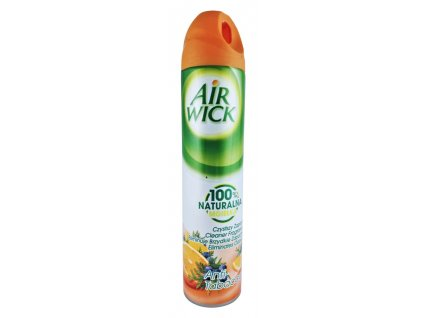 osviezovac vzduchu air wick anti tabacco 100 natura 240 ml
