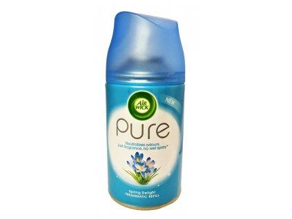 osviezovac vzduchu air wick automatic sprej pure 250 ml