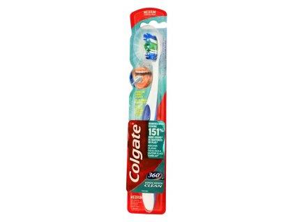 zubna kefka colgate 360 clean