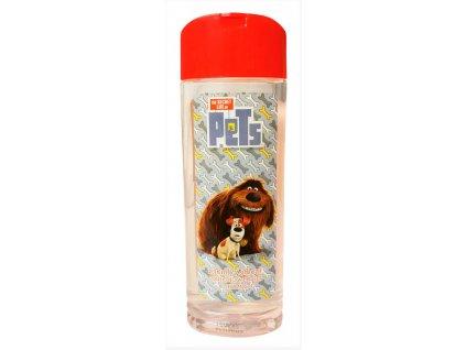 detsky sampon a sprchovy gel pets 2 v 1 236 ml