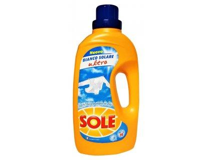 gel na pranie sole bianco solare ultra 1 3 l 20 prani