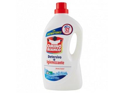 gel na pranie omino bianco detersivo igienizzante 3 9 l 60 prani