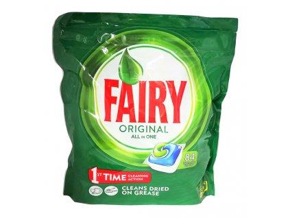 tabletky do umyvacky riadu fairy original all in one 90 ks