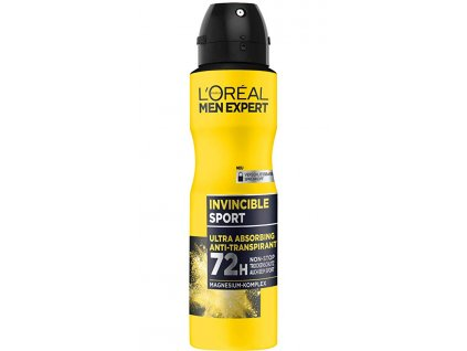 l oreal men expert anti transpirant invincible sport 150 ml