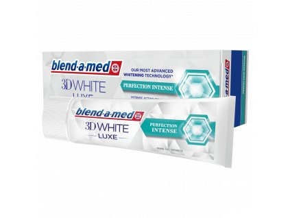 blend a med 3d white luxe perfection intense 75 ml