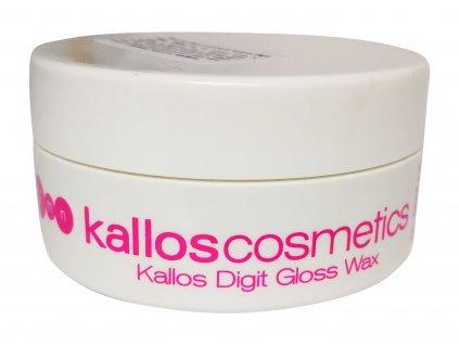 vosk na vlasy kallos digit gloss 100 ml