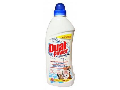dual univerzalny antibakterialny cistiaci prostriedok na podlahy pets 1000 ml