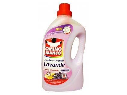 gel na pranie omino bianco lavande 2 l 30 prani