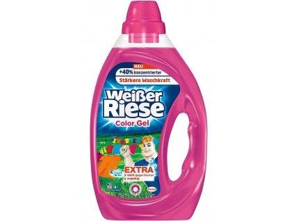 gel na pranie weisser riese na farebne pradlo 1 0 l 20 prani