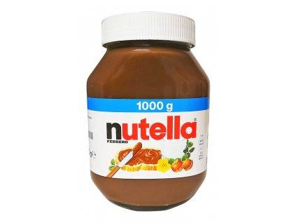 Nemecká Nutella Ferero čokonátierka